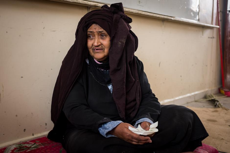 Hooriyah Gabbas, whose three brothers and husband were killed.