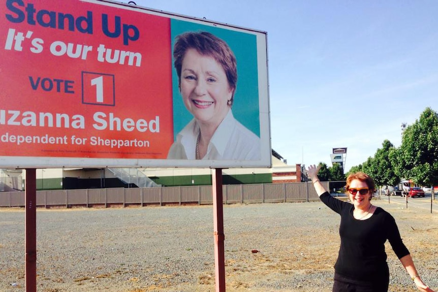 Suzanna Sheed Independent Shepparton
