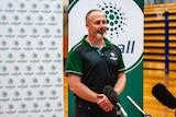 Netball Tasmania CEO Aaron Pidgeon