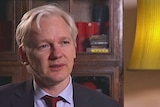 Julia Assange happy with party's performance