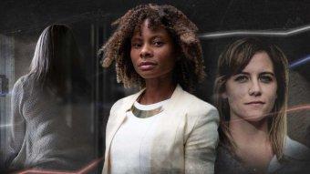 Image of three sexual assault survivors