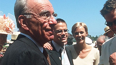 As media empires crumble, Rupert Murdoch is in a category of his own