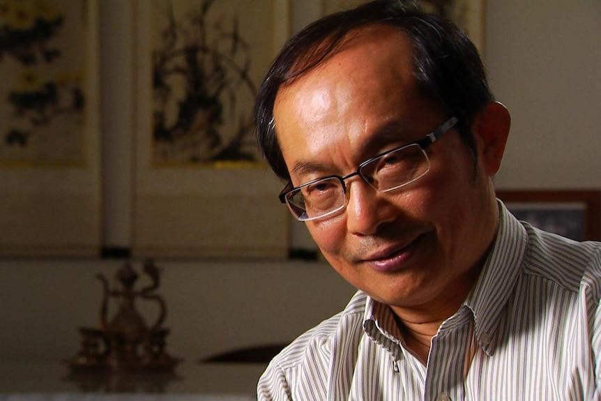 Sydney University of Technology's China academic Dr Feng Chongyi speaks with Four Corners.