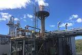 Australia's first carbon capture plant