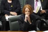 Former Labor powerbroker Graham Richardson predicts a dire political future for Julia Gillard.