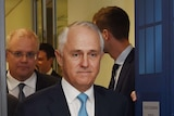 Malcolm Turnbull at the Australian Technology Park