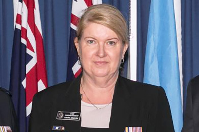 Queensland Assistant Police Commissioner Cheryl Scanlon.