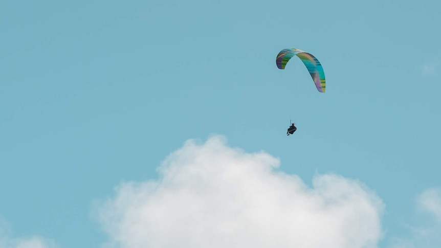 Skydiving instructor left with serious injuries after tandem jump goes wrong