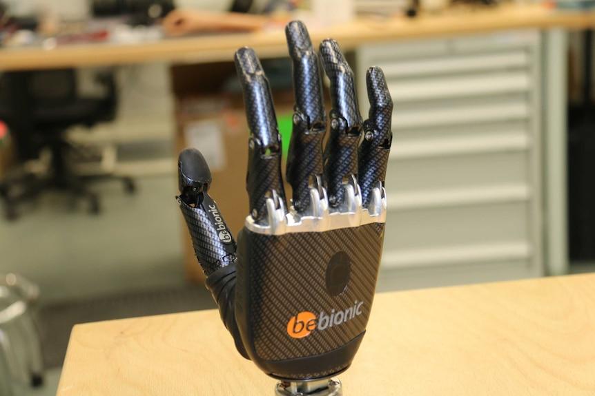Invictus Games prosthetic limb