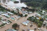 Latrobe flooding