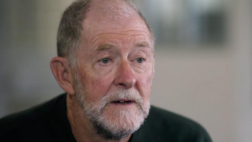 Convicted sex offender Bernard McGrath