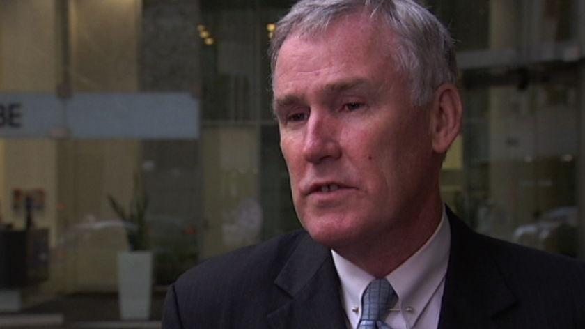 SA Attorney-General Michael Atkinson