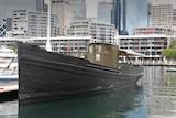 MV The Krait, at the Australian National Maritime Museum