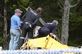 Helicopter crashes at Bulli Tops