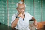 Refugee detained on Manus Island Nayser Ahmed 3