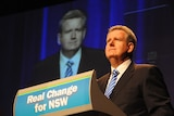 Barry O'Farrell promises real change