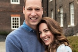 The couplemet in 2001 whenthey were freshmen at StAndrew's University in Scotland.