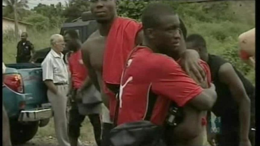 Three dead after Togo football attack
