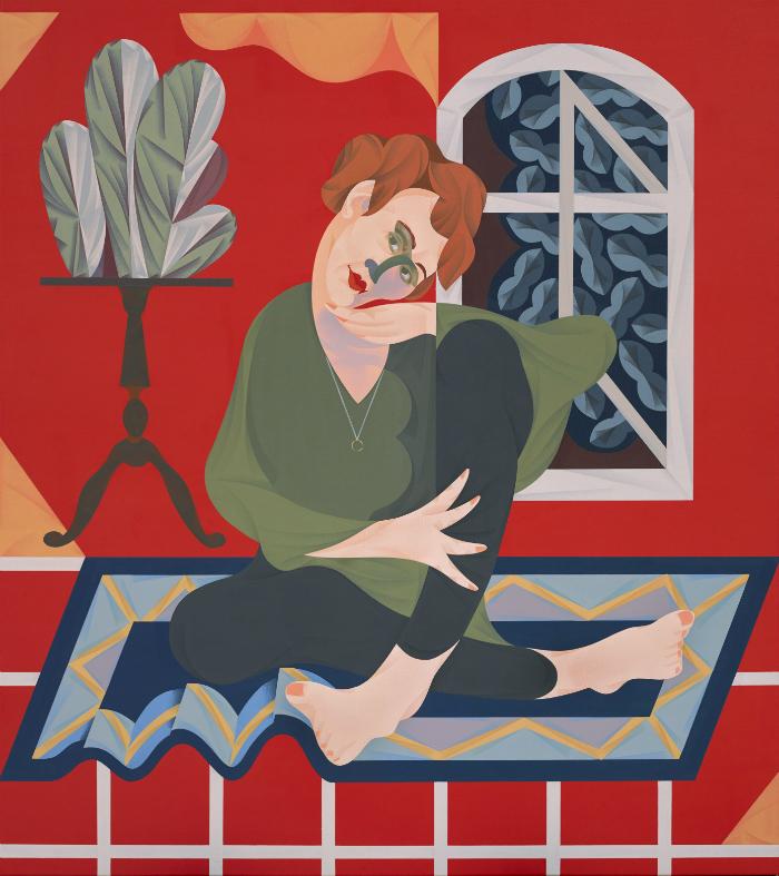 Mitch Cairns's 'Agatha Gothe-Snape'