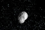Its nearest approach to Earth, about 12,000 km, was 30 times farther away than the International Space Station.