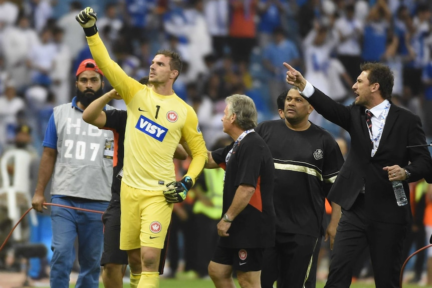 Covic and Popovic celebrate Asian Champions League win