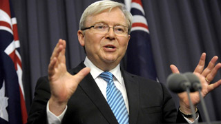 Kevin Rudd for Cassidy