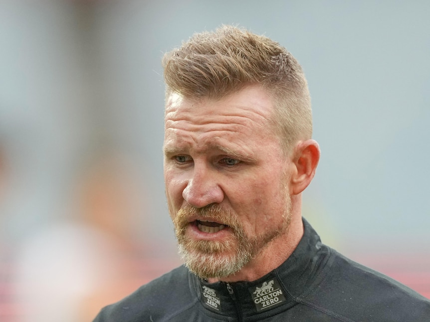 Nathan Buckley to step down as Collingwood coach