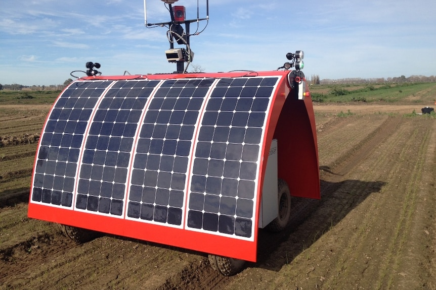 The 'Ladybird' farm robot to revolutionise agriculture