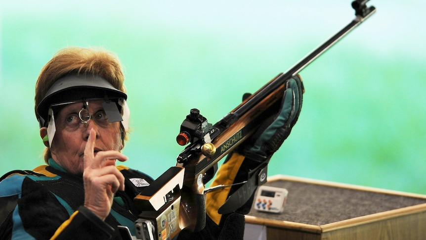 One more time ... London will be Libby Kosmala's 11th and final Paralympic campaign.