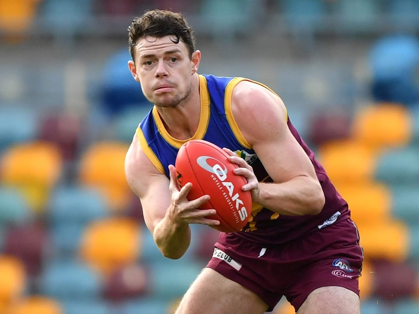 Brisbane Lions AFL star Lachie Neale to undergo ankle surgery following injury against Carlton