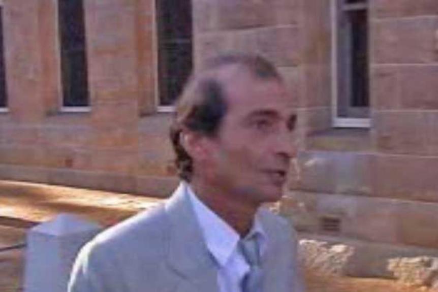 Frank Mikhail