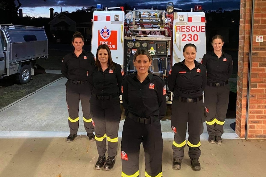 Fire and Rescue NSW Station Bombala 230