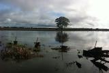 Flooding at Glenorchy
