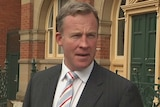 Will Hodgman said that if unions had agreed to the pay freeze, the legal bill would not have been incurred.