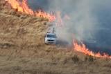 Gretna fire