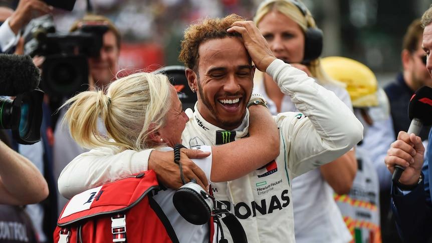Lewis Hamilton establishes himself as top Formula One driver (Pic: AP)