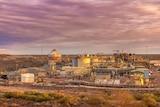 Granites mine processing plant