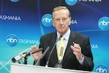 Tasmanian NBN chief Doug Campbell