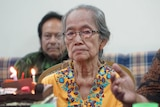 A photo of 77-year-old Sri Sulistyawati.