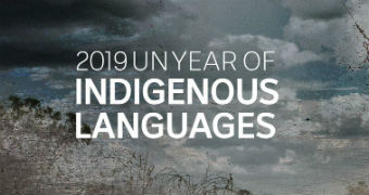 2019 UN Year of Indigenous Languages promotion