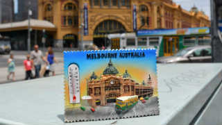 Melbourne thermometer