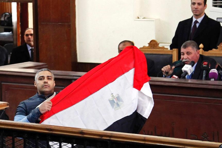 Al Jazeera journalist Mohamed Fahmy