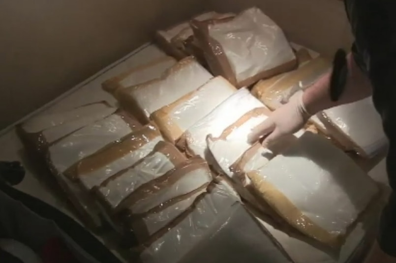 Police have seized drugs with an estimated street value of almost $31 million.