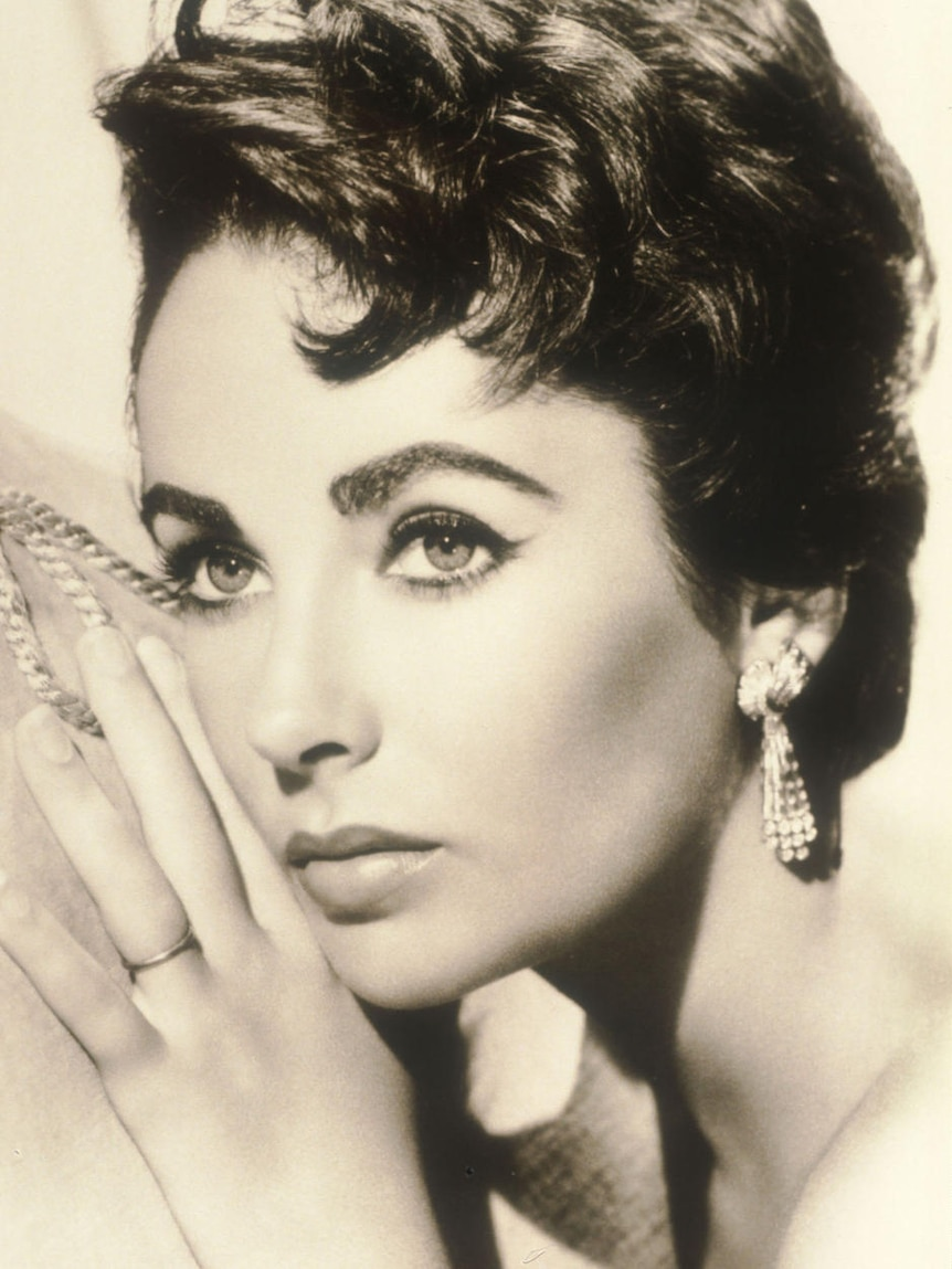The classic beauty was a winner of two Academy Awards.