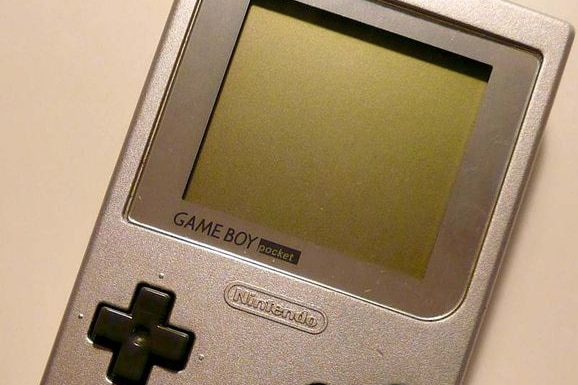 The Game Boy was the first portable console with changeable game cartridges.