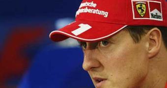 Michael Schumacher custom