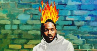 Kendrick Lamar CUSTOM IMAGE JJJ