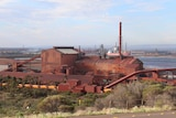 Arrium's steelworks in Whyalla.