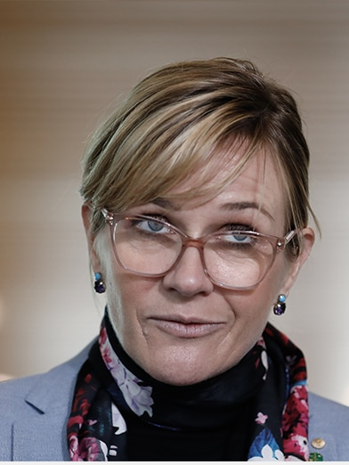 We fact checked Zali Steggall on false information in political advertisements. Here's what we found