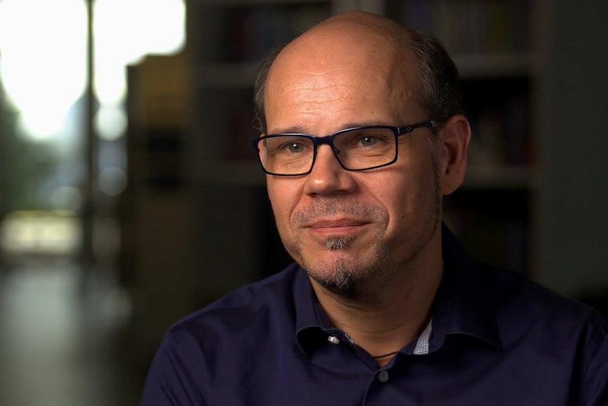 Professor Axel Bruns